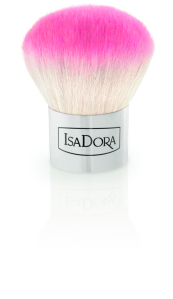 Четка за тяло IsaDora Mineral Body Kabuki Brush Rose